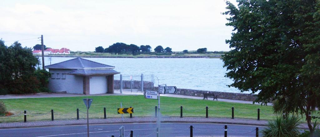 Baldoyle sea